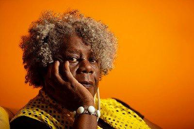 A escritora mineira,Conceição Evaristo participa de roda de conversa no CCVM