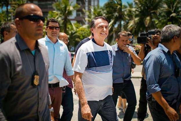 Segurança de Bolsonaro será maior do que a de outros presidentes