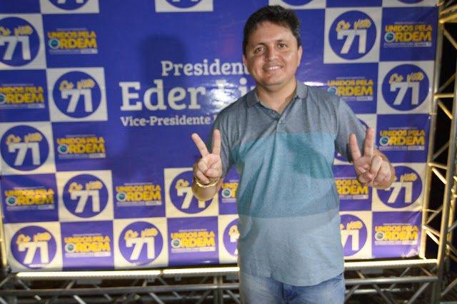 Advogado Éder Lima, por aclamação, é eleito presidente da Subseção da OAB de Presidente Dutra