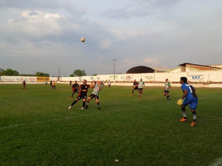 PRESIDENTE DUTRA: Palmeiras vence Santa Rita por 2 a 0, e garante a primeira colocação no Grupo D, com a vitória o Tigres está eliminado da competição.
