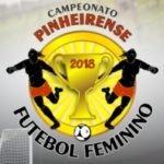 Segunda rodada do Campeonato Pinheirense Feminino tem boa média de gols