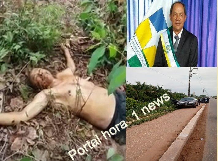 Prefeito de Davinópolis e seu segurança são encontrados mortos