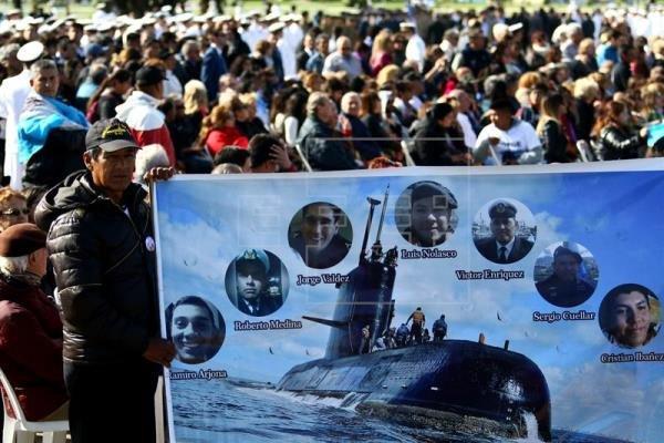 Encontrado o submarino argentino San Juan depois de um ano no fundo do Atlântico