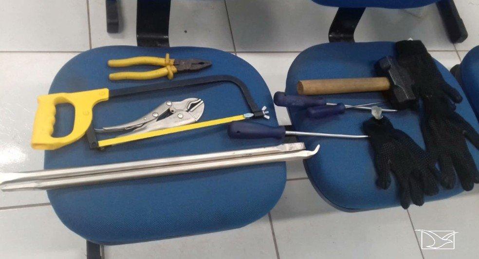 Agência dos Correios sofre tentativa de arrombamento em Santa Inês