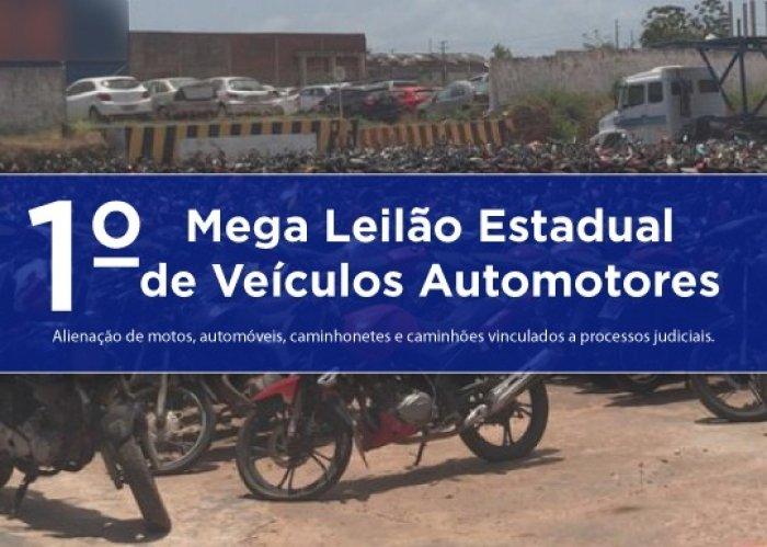 ALIENAÇÃO | Judiciário divulga Edital para leilão presencial e eletrônico de 821 veículos