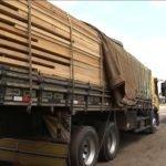 Operação combate transporte ilegal de madeira no Maranhão