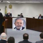 Turma do STF julga habeas corpus de Lula