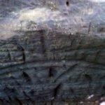 Turma  de geografia da UEMA, polo  de Dom Pedro pesquisa imagens rupestres em Gonçalves Dias