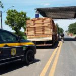 IBAMA fará doação de 600 portas provenientes de madeira irregular apreendidas pela PRF em Floriano/PI