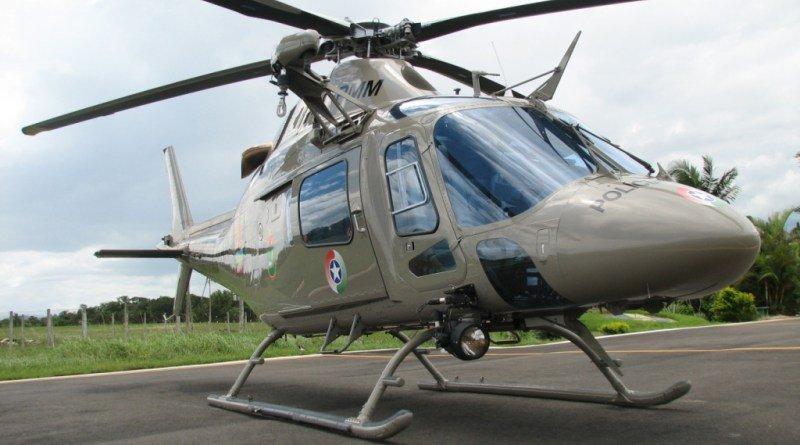 PRF adquire helicóptero Koala para compor a frota da DOA