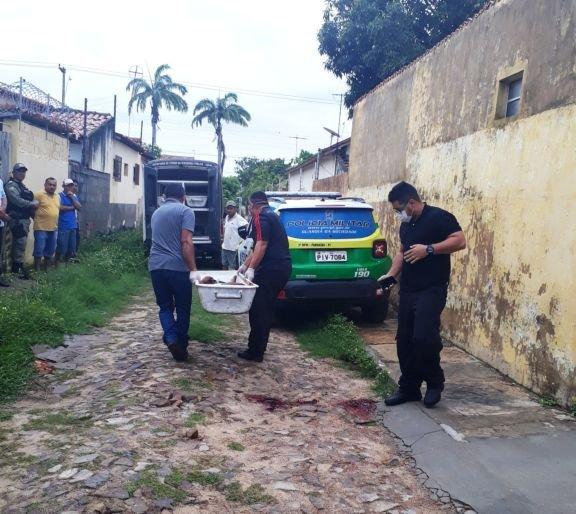 Morador de rua é assassinado a pauladas em Parnaíba- PI