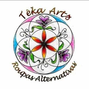 Desfile da marca maranhense Têka Arts traz a chita, tecidos crus e de algodão em modelagens de alfaiataria