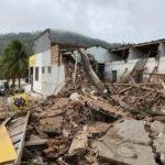 Bando explode agência bancária no Ceará e coloca óleo e grampos na pista durante fuga
