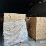 Polícia apreende 20 toneladas de café roubado em Codó, no Maranhão