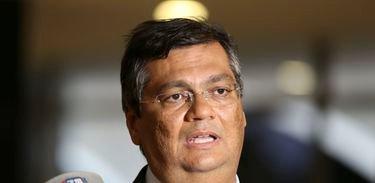 Em discurso de posse, Flávio Dino defende direitos humanos