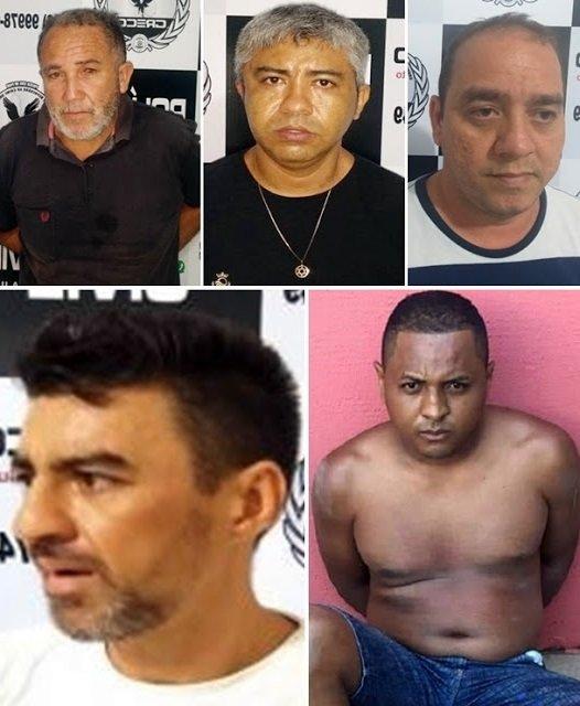 Policial militar e mais três são presos por roubo de carga de televisões em Teresina