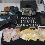 EM DOM PEDRO POLÍCIA CIVIL PRENDE ASSOCIAÇÃO CRIMINOSA, RECUPERA  MOTOCICLETAS E VÁRIOS OBJETOS ROUBADOS