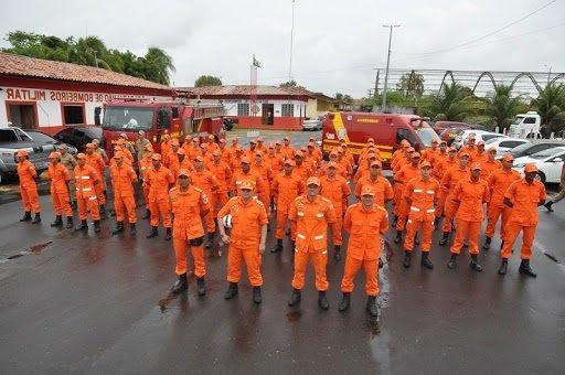 Corpo de Bombeiros do Maranhão embarcou neste domingo rumo a Brumadinho