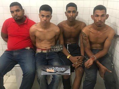Tentativa de assalto ao Banco Bradesco em Chapadinha, deixa um morto e quatro presos