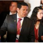 Mourão diz que Venezuela pode voltar a convívio democrático sem medidas extremas