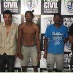 Bando é preso em São Domingos do Maranhão por práticas de furto e homicídio