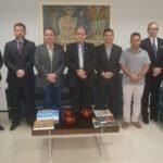 Diretores da Famem visitam Ministério Público do Maranhão