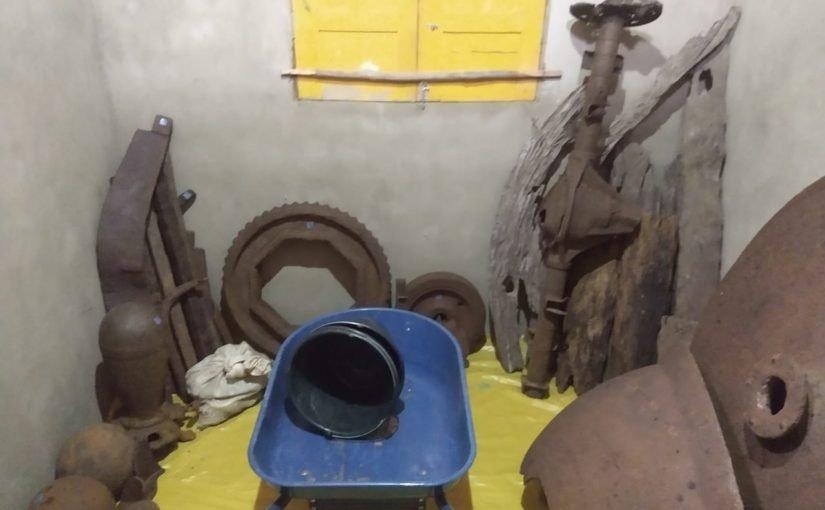 BACURI - Objetos históricos furtados de quilombolas são recuperados  Imprimir