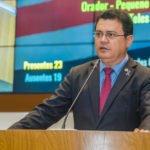 Rigo Teles propõe proibição do tráfego de veículos pesados na MA-135
