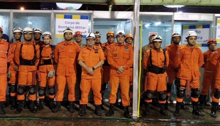 PLANEJAMENTO OPERACIONAL DO CORPO DE BOMBEIROS GARANTE ATENDIMENTO AOS FOLIÕES NO CARNAVAL 2019