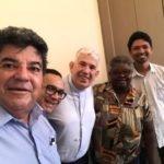 Centrais Sindicais no Maranhão Pedem apoio da Igreja Católica Contra a Reforma da Previdência