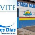 """Prefeitura Municipal de Gonçalves Dias """" CONVITE """""""