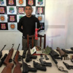3º BPM fecha fábrica de armas clandestina em Imperatriz