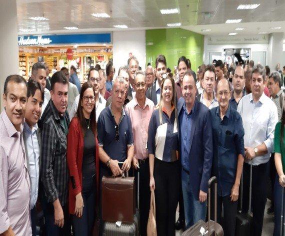 Prefeitos do Maranhão estão otimistas com respostas às pautas apresentadas na XXII Marcha a Brasília