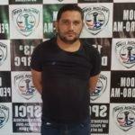 Em Dom Pedro Polícia Civil prende assaltante de banco