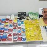 POLÍCIA CIVIL DE BARRA DO CORDA PRENDE HOMEM COM CARTÕES DE CRÉDITO E BOLSA FAMÍLIA