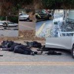 Tentativa de roubo a bancos termina com 11 bandidos  mortos após tiroteio em Guararema, SP