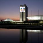 O 54º aniversário da Rede Globo de Televisão será celebrado com uma sessão especial do Senado marcada para a sexta-feira (26), às 9h.