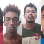 POLÍCIA MILITAR PRENDE QUADRILHA ESPECIALIZADA EM ROUBOS DE CAMINHONETES EM SÃO LUÍS