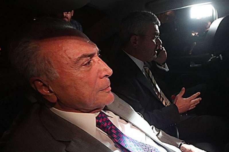 Tribunal manda Temer e Coronel Lima de volta à cadeia da Lava Jato