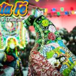Exposição 'Diamante Brasileiro Boi de Santa Fé: Cultura e Tradição!'. Abertura será na próxima terça, 21, às 19h, no Palacete Gentil Braga/Ufm