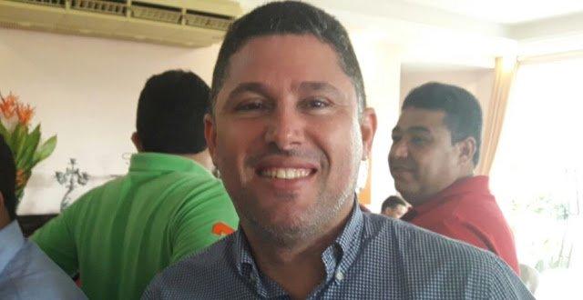 """Hernando Macedo ratifica: """"Sou pré-candidato e quero ser prefeito de Dom Pedro, mais uma vez e ao meu lado, quero amigos""""."""