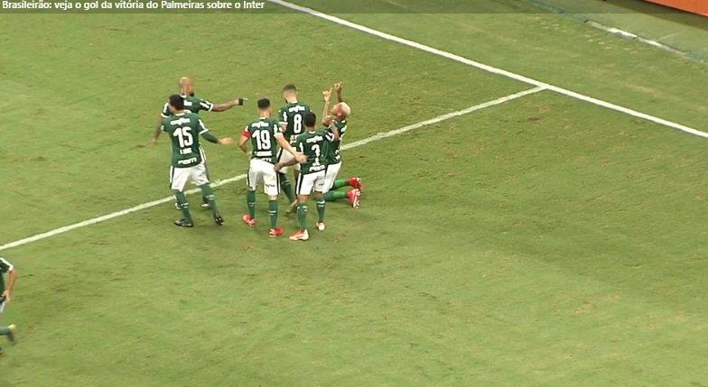 Com gol de Deyverson, Palmeiras volta a vencer e iguala marca histórica