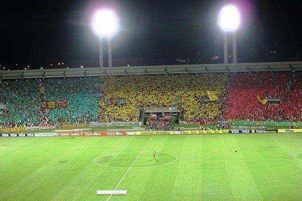 Sampaio enfrenta o Palmeiras na Copa do Brasil