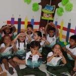 Unidade escolar Benta Vila Nova comemora o dia das mães