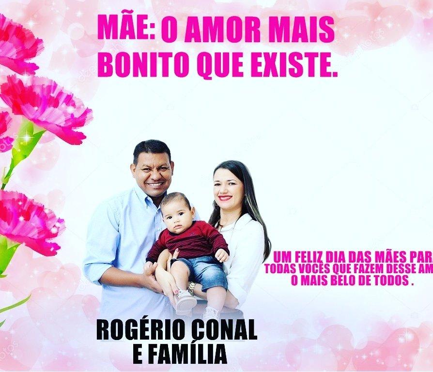 HOMENAGEM DE ROGÉRIO CONAL ÀS MÃES DE GOVERNADOR EUGÊNIO BARROS