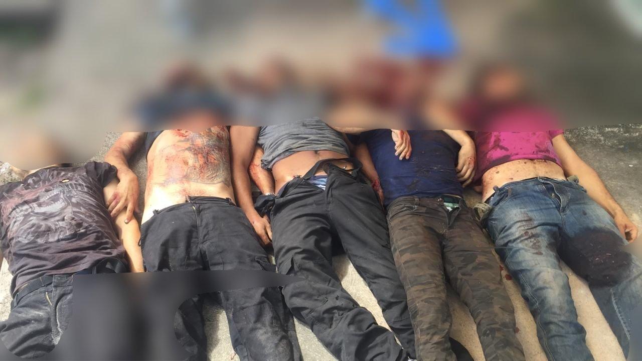 Cinco suspeitos de assaltos a agências de Campo Maior são mortos