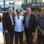 Deputado Ciro Neto prestigia solenidade de promoção dos oficiais da Polícia Militar