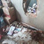 Bandidos arrombam casa lotérica de Santa Luzia do Tide