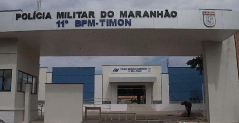 Uma jovem foi baleada durante uma tentativa de assalto na escola, em Timon