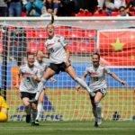 Seleções europeias dominam sábado na Copa do Mundo Feminina